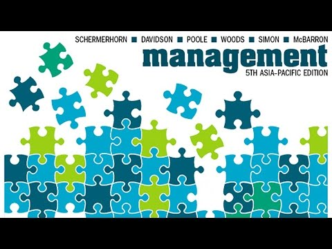 Management 5th Asia-Pacific Edition Interactive E-Text