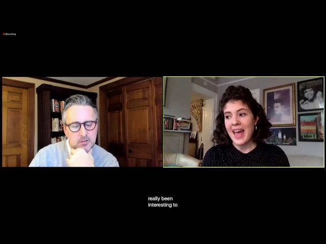 Fast Forum with Charlotte Alter and John Della Volpe