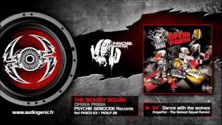THE SICKEST SQUAD - 04 - DANCE WITH THE WOLVES [Angerfist - TSS remix] - OPERA PRIMA - PKGCD63