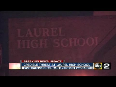 Laurel High School threat