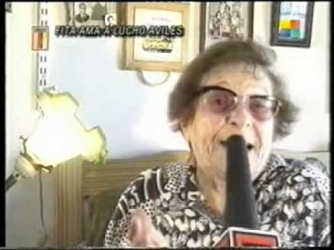 Tv Abierta Fita Ama A Lucho Aviles Youtube
