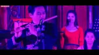 NHỚ VỀ DÒNG SÔNG - Sáo Nsut Đinh Linh | Hội ngộ tiếng sáo Việt