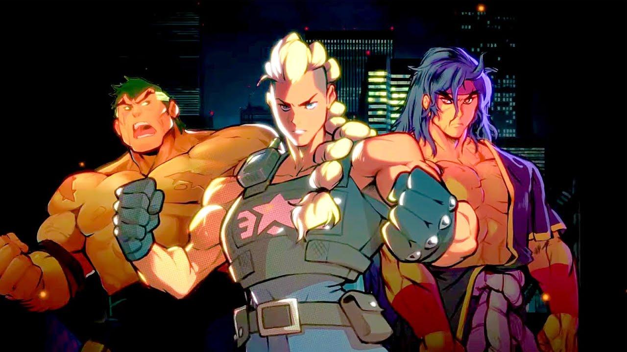 Classé X ! Le DLC de Street of Rage avec les Dev' ! Benzaie Live