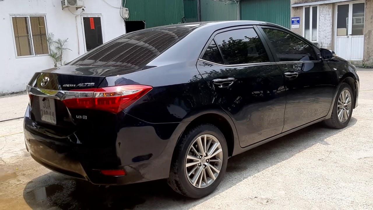 [BÁN] Toyota ALTIS 1.8G ĐỜI 2015 còn RẤT MỚI  [Xetot360]
