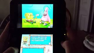SpongeBob Atlantis squarepantis 3DS Full Game