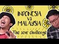 Malaysia vs Indonesia: The Sour Challenge