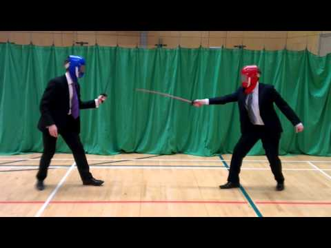 Best Fencing Outfit - Businessman 2