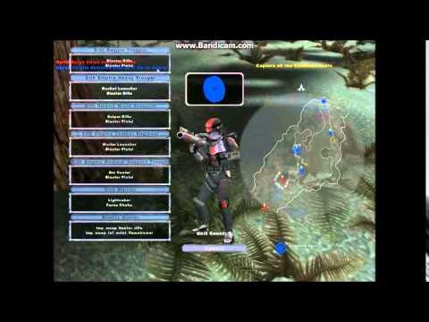 Star Wars Battlefront Maps And Mods Endor The Old Republic - Star wars old republic us map