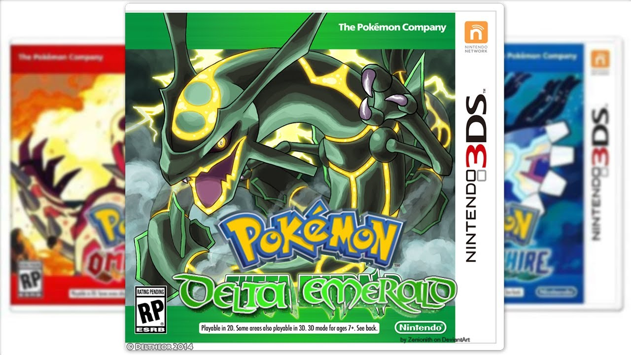 pokemon emerald omega download