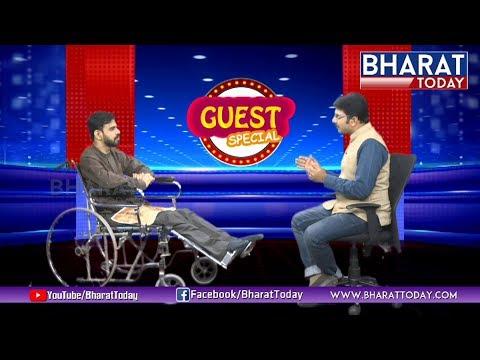 Guest Special | Versatile Filmmaker Prashanth Sarma | Anchor Raghunandan | Bharat Today