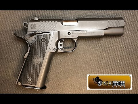American Classic XB 1911 Review