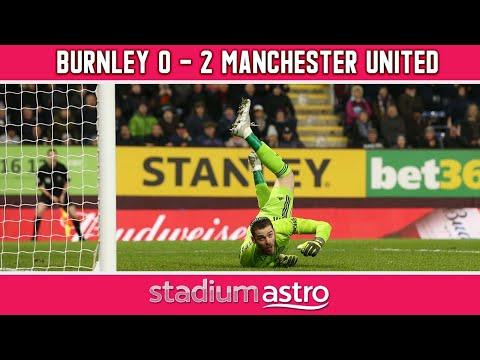 Burnley 0 - 2 Manchester United   EPL Highlights   Astro Supersport