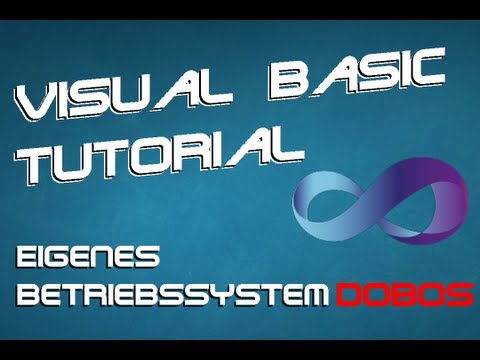 Visual Basic 2012 Tutorial Eigenes Betriebssystem schreiben (Wichtige Infos und DOBOS Gag)