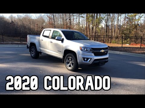 2020 Chevrolet Colorado Review