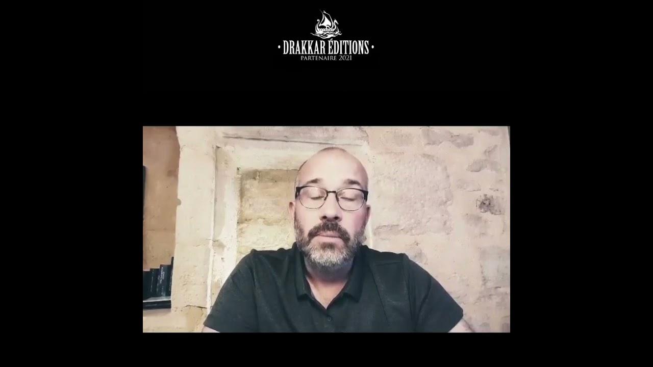 Interview de David LASCOUX par Lecture En Cours