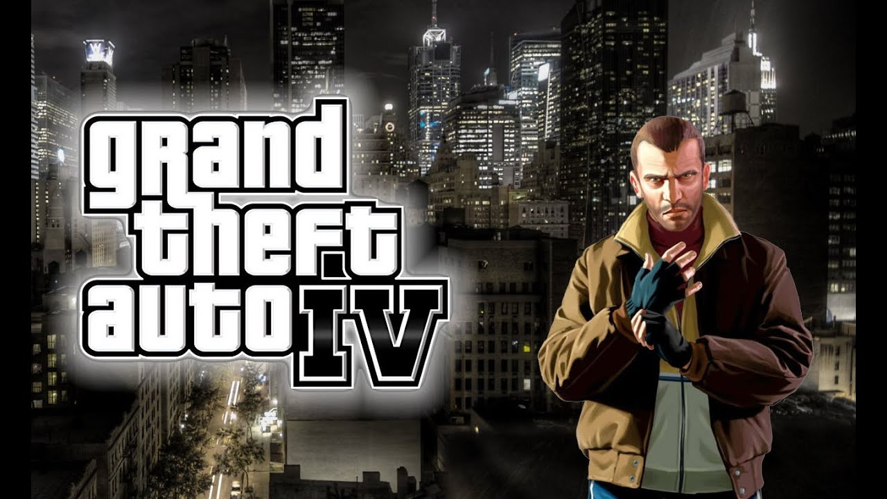 Let's Play GTA IV [Free Mode]