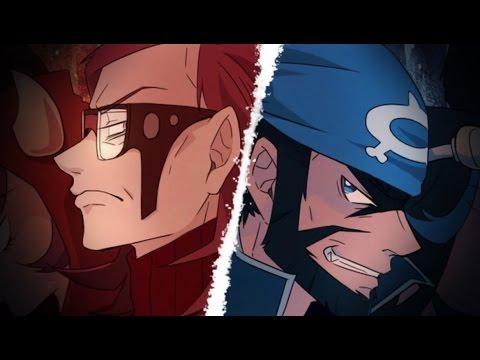 Maxie vs Archie - CMG Rap Battles