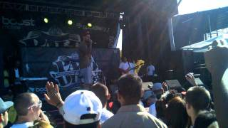 Blu & Exile - No Greater Love [Rock the Bells 2011]