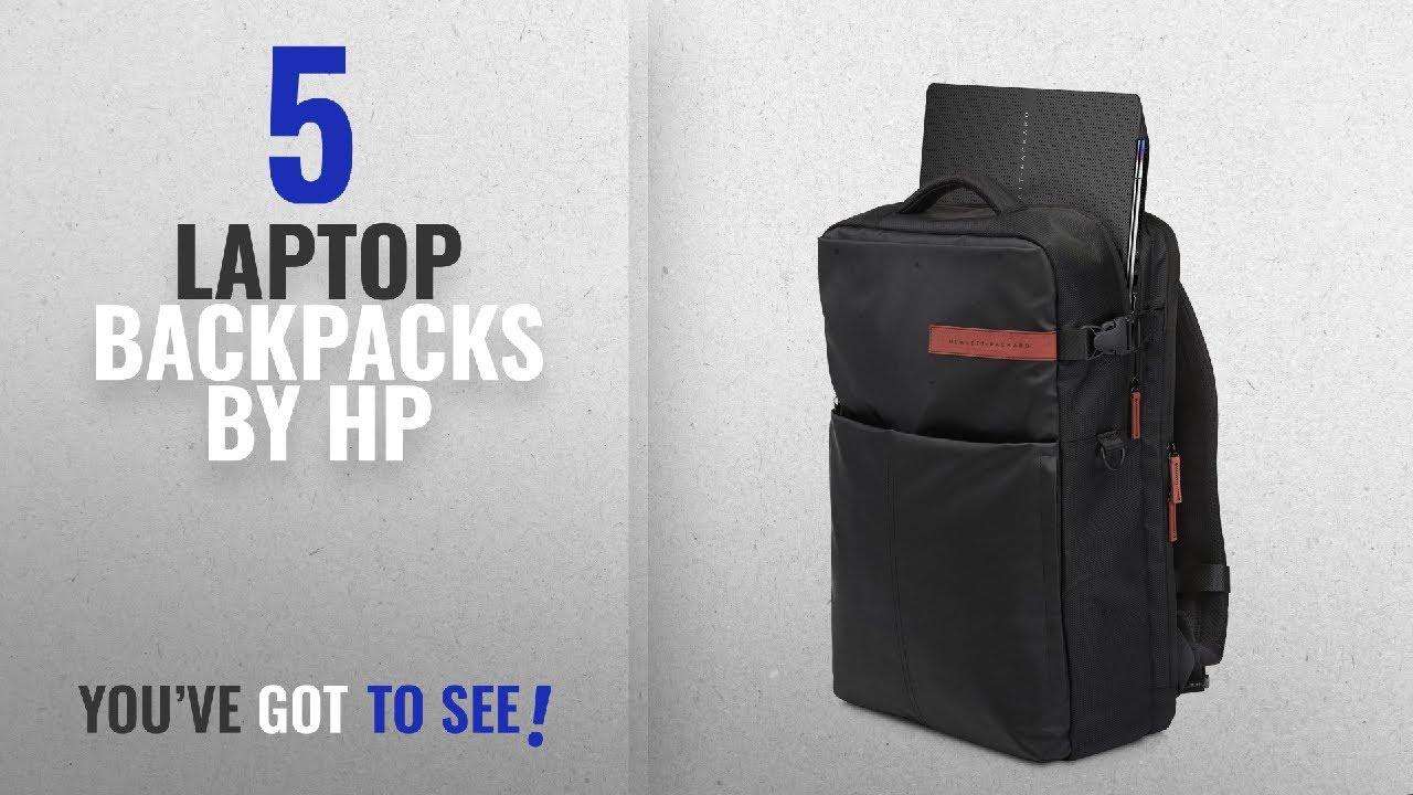 e7ab161636513 Top 10 Hp Laptop Backpacks [2018]: HP Omen Gaming Backpack - YouTube