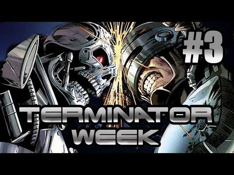 Terminator Week Part #3 - Robocop vs Terminator
