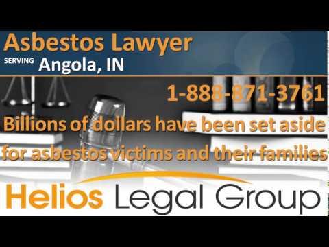 Angola Asbestos Lawyer & Attorney - Indiana