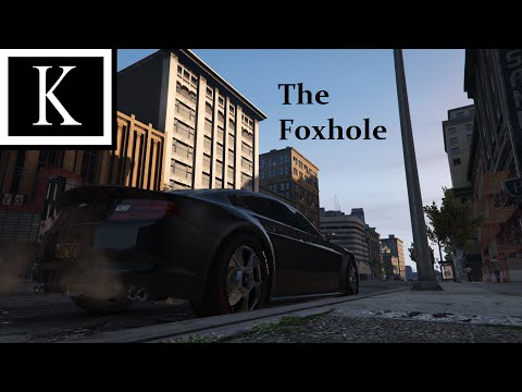 GTAV - The Foxhole (Live-Stream)
