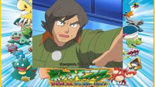 pokmon advanced generation ash vs brandon part 2 japanese