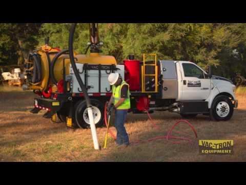 What Is Vacuum Excavation
