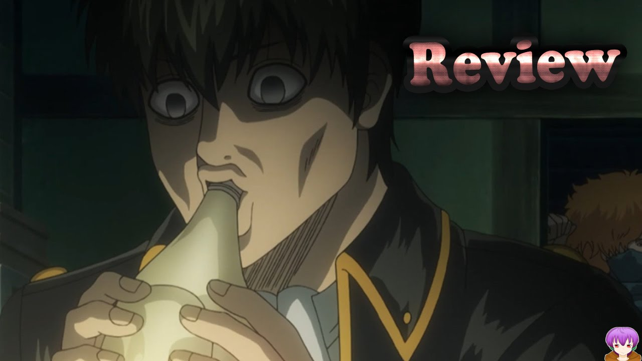 Afro Samurai Sex Scene Delightful gintama° 2015 episode 295 anime review - dat noise 銀魂 - youtube