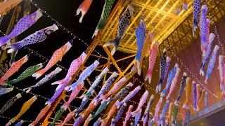 東京タワーは、今年で11回目となる「端午の節句」恒例企画として、本日...