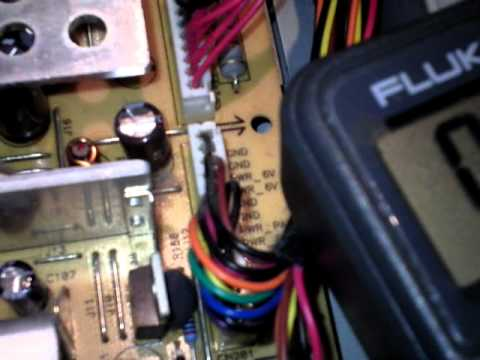 How to test TV Powersupply Review  YouTube