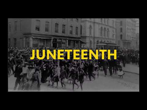 Juneteenth... What Is The Real Motive For Passing This Law Now, As The World Falls Apart !!!