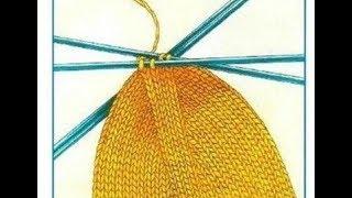 Как вязать мысок стопы. Носки часть 3. (Learn to Knit Socks part 3)