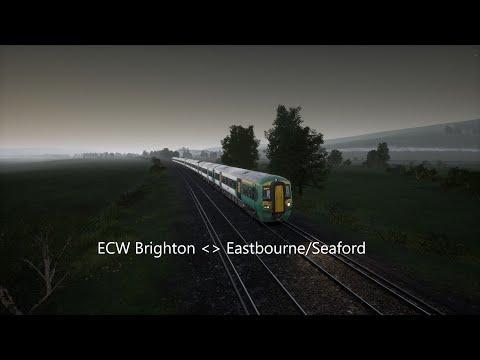 east coastway train sim world 2 timelapse |