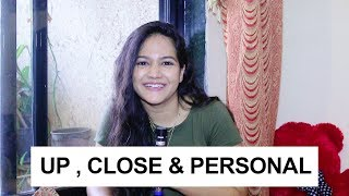 Up , Close & Personal with Ayesha Kaduskar | Yeh Un Dinon Ki Baat Hai