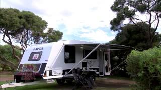Best Australian Caravan Winner