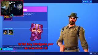 as novas skins STRANGER THINGS no fortnite...