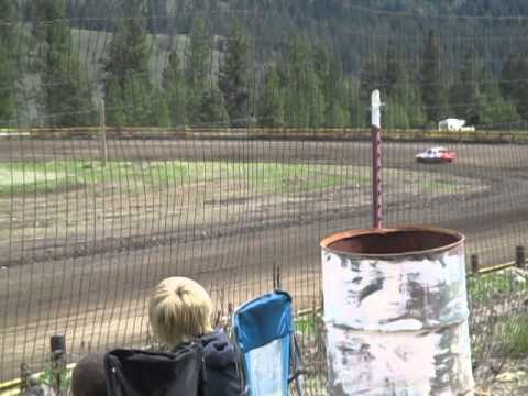 Eagle Track Raceway Trevor Twamley Time In May 10th 2014