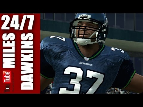 Shaun Alexander Through The Years - NCAA Football 98 - Madden 10