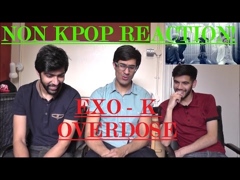 NON KPOP FANS REACT | EXO-K_중독(Overdose) | GREATEST MUSIC VIDEO EVER?!