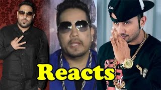 Mika Singh Reacts To Yo Yo Honey Singh's Insulting Comment On Badshah
