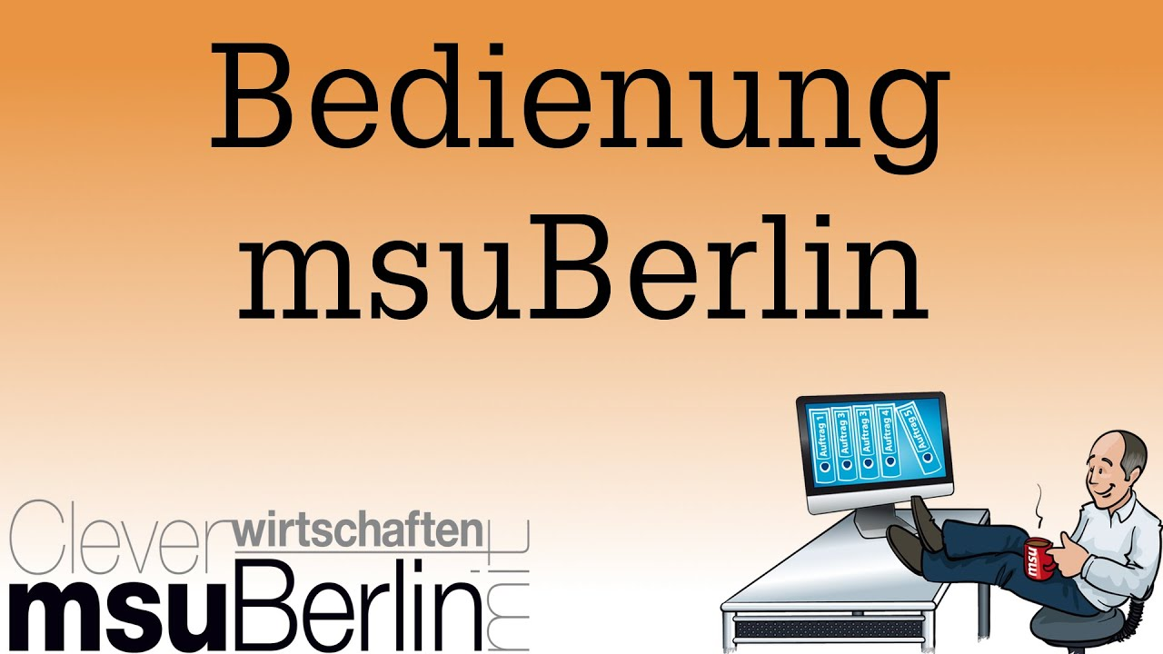 Mac Pc Angebote Erstellen Angebotsverwaltung In Der Msulinie