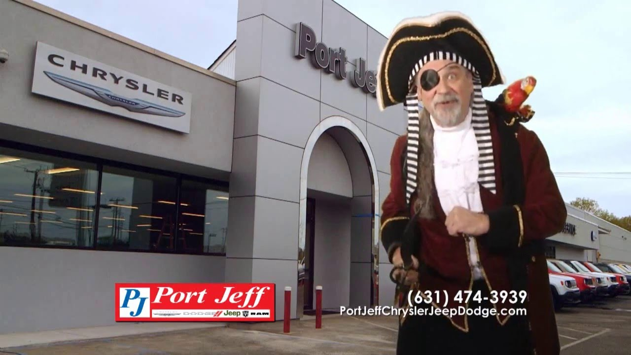 Port Jeff Dodge >> Port Jeff Chrysler Jeep Dodge Ram Tv