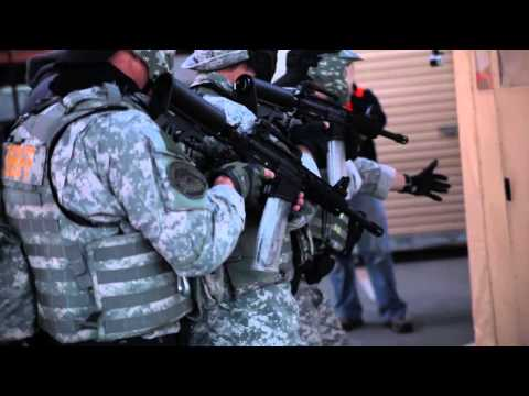 SWAT Teams Attacked By Domestic Terrorists!