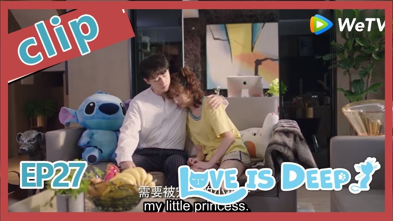 【ENG SUB 】Love Is Deep clip EP27Part1——Starring: Harry Hu, Connie Kang,  Justin Zhao