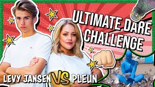 LEVY JANSEN VS PLEUN BIERBOOMS: ULTIMATE DARE CHALLENGE + GIVEAWAY
