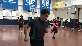 2019 UYS 유소년 스포츠클럽 성인농구5부 2차 P…