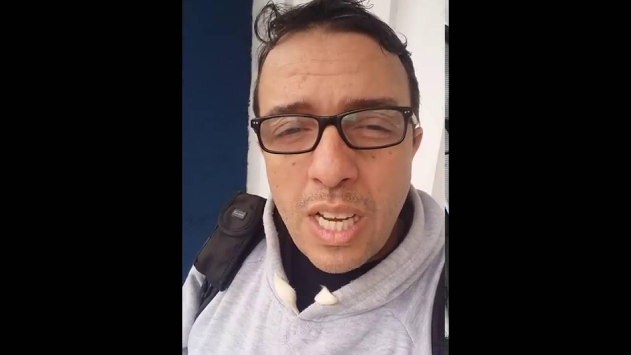 Sandro Araujo fala sobre o  COT -  Comando de Operações Táticas - Policia Federal
