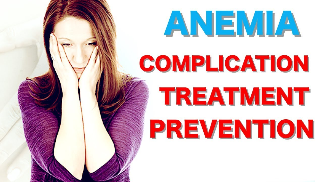 images Anemia Treatments, Anemia Complications