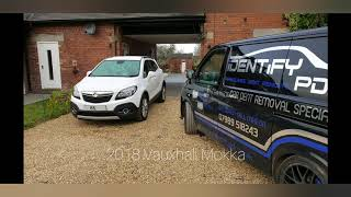 WOW....Vauxhall Mokka BIG Dent Removed By iDentify PDR Paintless Dent Removal